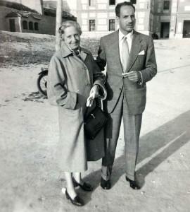 Amparo y Antonio Ysérn