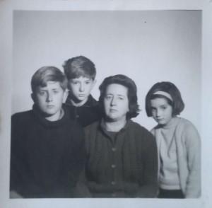 Antonio, Augusto, Helena C y Helena