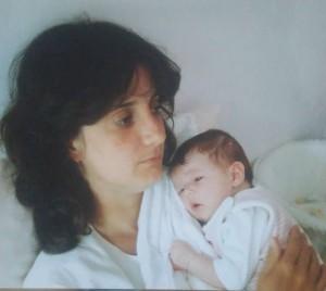 Helena Isérn con Isabela Isérn
